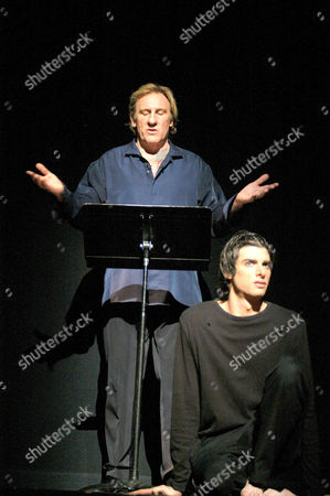Editorial picture of REHEARSALS FOR THE PLAY ' HARY JANOS ' AT THE THEATRE DU CHATELET, PARIS, FRANCE - 09 JUN 2004