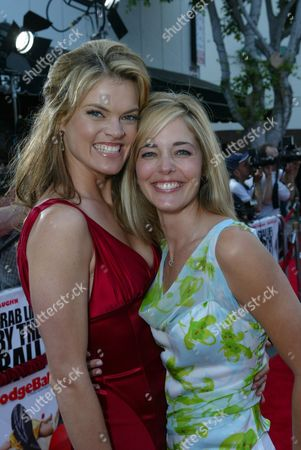 Missi Pyle and Christine Moore