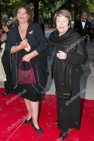 ANNIE GIRARDOT AND HER DAUGHTER