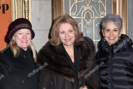 Kathleen Marshall, Renee Fleming, Ann Gottlieb