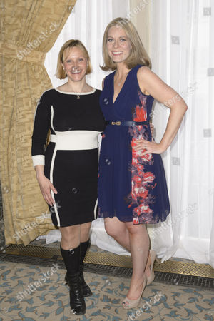 Vicki Butler-Henderson and Kirsty McCabe