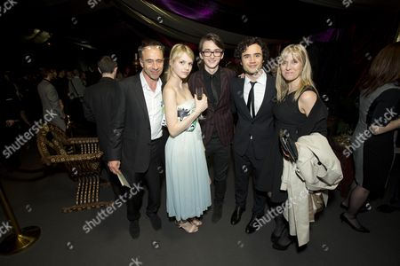 Nell Tiger Free, Isaac Hempstead Wright, Toby Sebastian And Guests