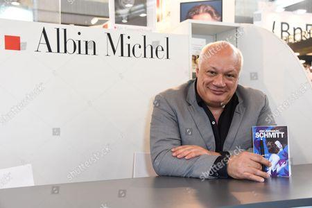 Editorial image of 'Salon Du Livre' 2015, Paris, France - 20 Mar 2015