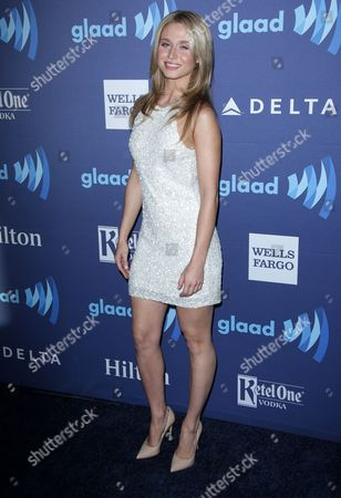 Editorial picture of GLAAD Media Awards, Los Angeles, America - 21 Mar 2015