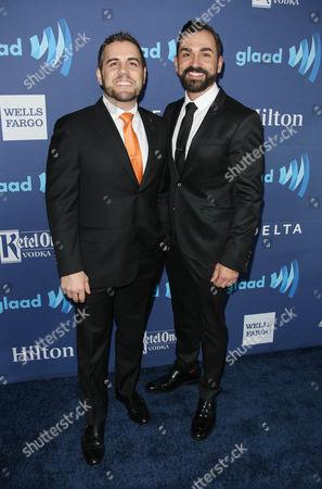 Jeff Zarrillo and Paul Katami