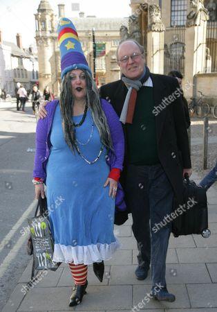 Editorial picture of Oxford Literary Festival, Britain - 22 Mar 2015