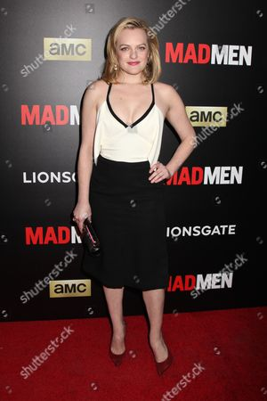 Editorial photo of 'Mad Men' TV Series screening, New York, America - 22 Mar 2015