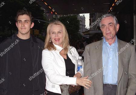 Martin Bregman with his family