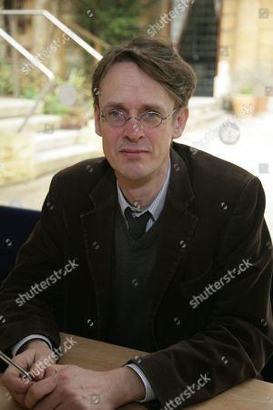 Stock Photo of Ian Bostridge