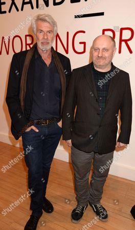 Chris Dercon and Nick Waplington