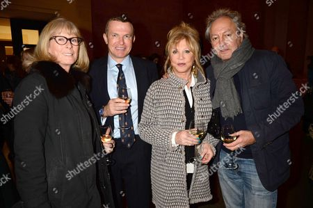 Stock Photo of Pattie Boyd with guests