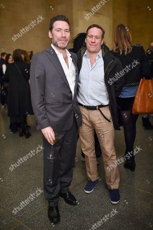 Matt Collishaw and Dave Collishaw
