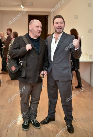 Nick Woplington and Matt Collishaw