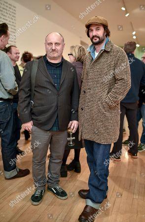 Nick Woplington and Tom Craig