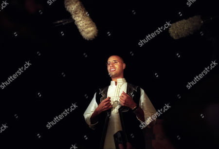 Saif al-Islam Gaddafi, Tripoli, Libya