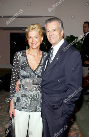 Tom Hallick and wife Nadine