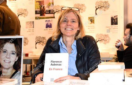 Editorial image of International Book Fair, Paris, France - 22 Mar 2015