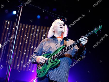 Stock Image of Yes - Chris Squire