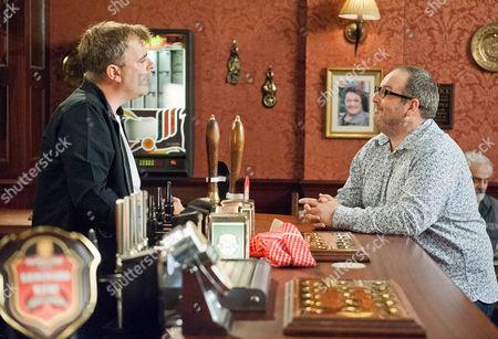 Editorial photo of 'Coronation Street' TV Programme. - Aug 2014