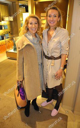 Aliza Reger and Josie Goodbody