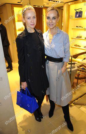 Nadya Abela and guest