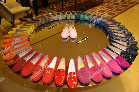 Stock Picture of Tod's shoes