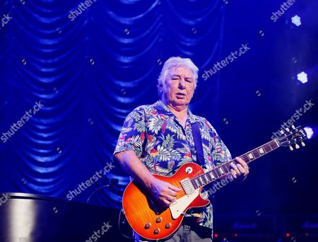 Editorial image of Bad Company in concert at Jiffy Lube Live, Bristow, Virginia, America - 19 Jul 2014