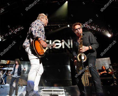 Foreigner - Mick Jones, Thom Gimbel