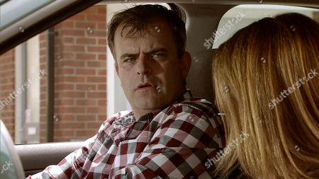 Carla Connor [ALISON KING] sets off on holiday but shocked when Steve McDonald [SIMON GREGSON] tells her about the latest turn of events will she do a u-turn and head for the hospital to visit Peter?