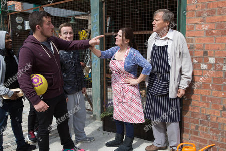 Editorial picture of 'Coronation Street' TV Programme. - Oct 2014
