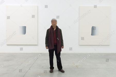 Stock Image of Lee Ufan