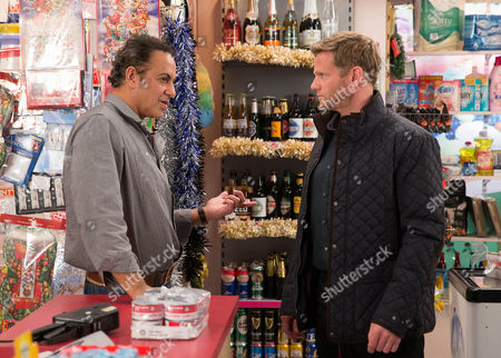 Editorial picture of 'Coronation Street' TV Programme. - Nov 2014