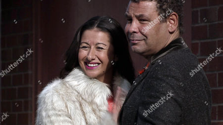 When Lloyd Mullaney [CRAIG CHARLES] gets a call from the British Embassy to tell him Jenna's been arrested in Spain, he's worried sick and tells Andrea BECKETT [HAYLEY TAMADDON] he'll have to fly out to Madrid immediately. As Andrea sees Lloyd off, Steve McDonald [SIMON GREGSON] is nonplussed and Lloyd leaves, hurt.
