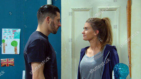 Debbie Debbie [CHARLEY WEBB] finds a tearful Ross Barton [MICHAEL PARR] packing his things but she tells him that the grief will just follow him wherever he goes. He breaks down; angry that Donna didn't tell him she had cancer and caught up in the moment he kisses Debbie. Ross asks Debbie to say she loves him but will Debbie give him what he wants or will she realise her love for Pete?