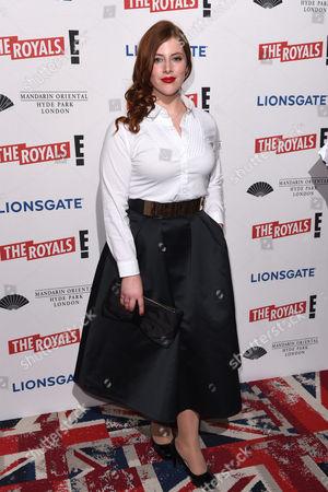 Stock Image of Lydia Rose Bewley