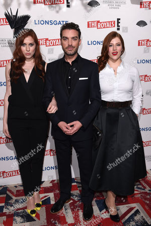 Editorial picture of 'The Royals' TV series premiere, London, Britain - 24 Mar 2015