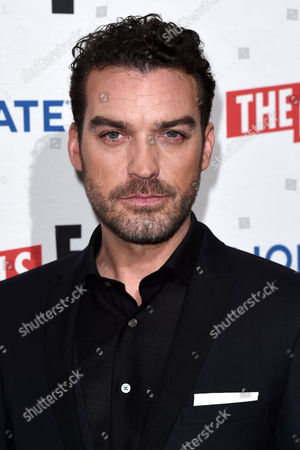 Editorial photo of 'The Royals' TV series premiere, London, Britain - 24 Mar 2015