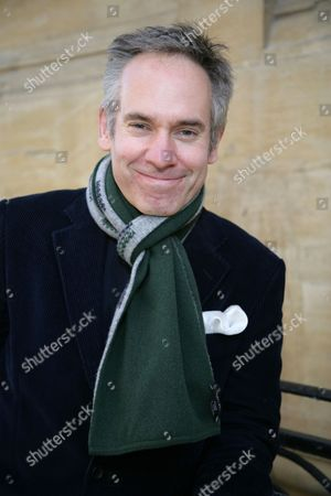 Stock Image of Dominic Frisby