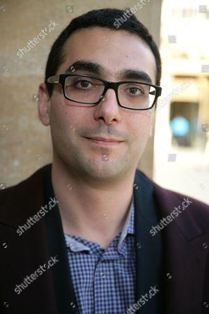 Stock Photo of Cyrus Massoudi