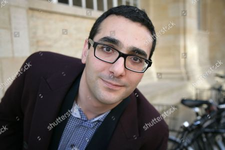Editorial picture of Oxford Literary Festival, Britain - 24 Mar 2015
