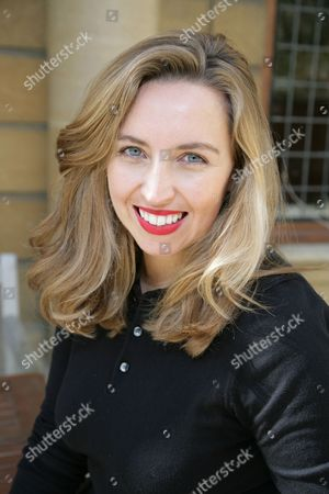 Stock Picture of Anna Thomasson