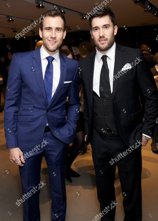 Matthew Lewis and Anthony Lewis