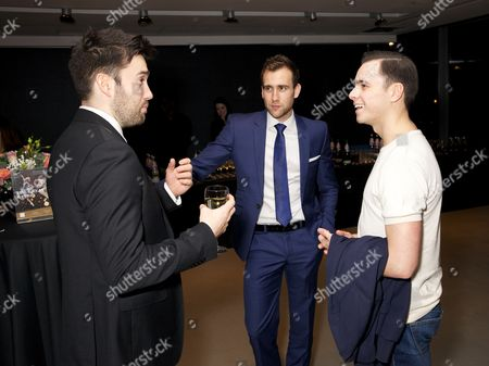 Stock Photo of Anthony Lewis, Matthew Lewis and Gavin McCaig