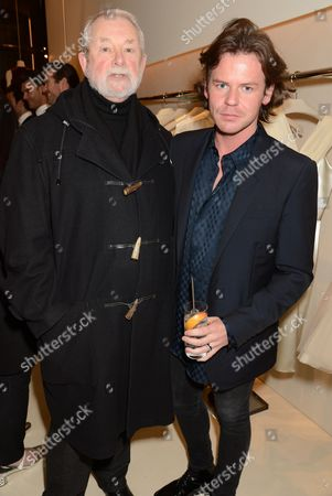 Colin McDowell and Christopher Kane