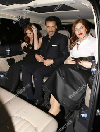 Hatty Preston, Jake Maskall and Lydia Rose Bewley