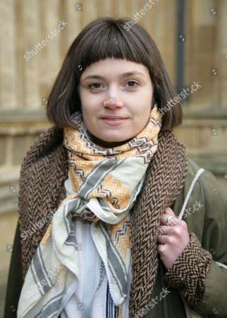 Stock Image of Eliza Robertson