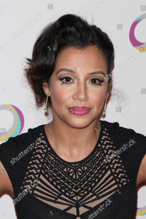 Editorial picture of Nueva Latinas Living Fabulosa, New York, America - 25 Mar 2015