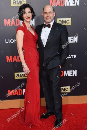 Linda Brettler, Matthew Weiner