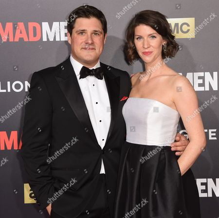 Rich Sommer, Virginia Donohoe