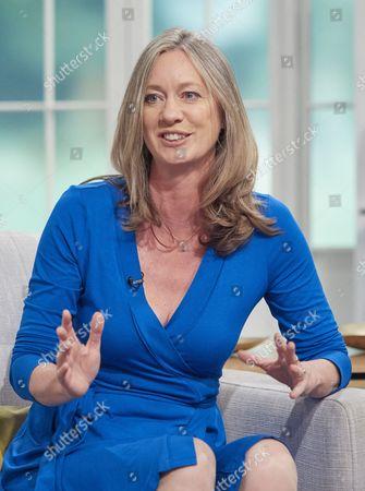 Editorial image of 'Lorraine' ITV TV Programme, London, Britain. - 26 Mar 2015